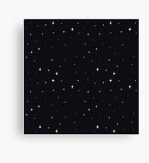 Starry Canvas Print