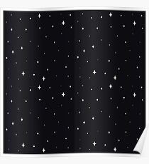 Starry Poster