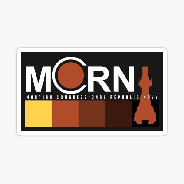 La conception du Donnager Expanse MCRN Sticker