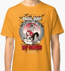 Fear N Loathing In This Foul Year Of Our Lord 1925 Classic T-Shirt