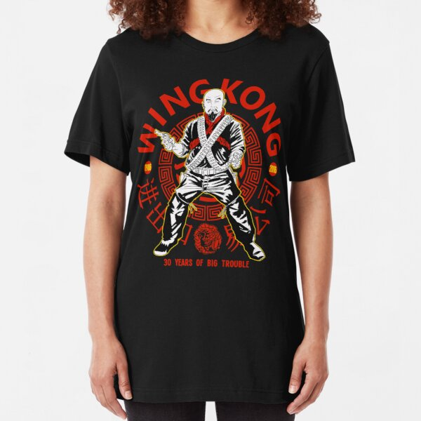Big Trouble in Little China - Wing Kong Exclusive Slim Fit T-Shirt