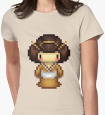 golden geisha Womens Fitted T-Shirt