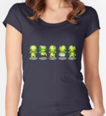The Zombie Hoard Women's Fitted Scoop T-Shirt