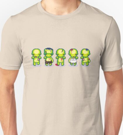 The Zombie Hoard T-Shirt