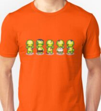 The Zombie Hoard Unisex T-Shirt