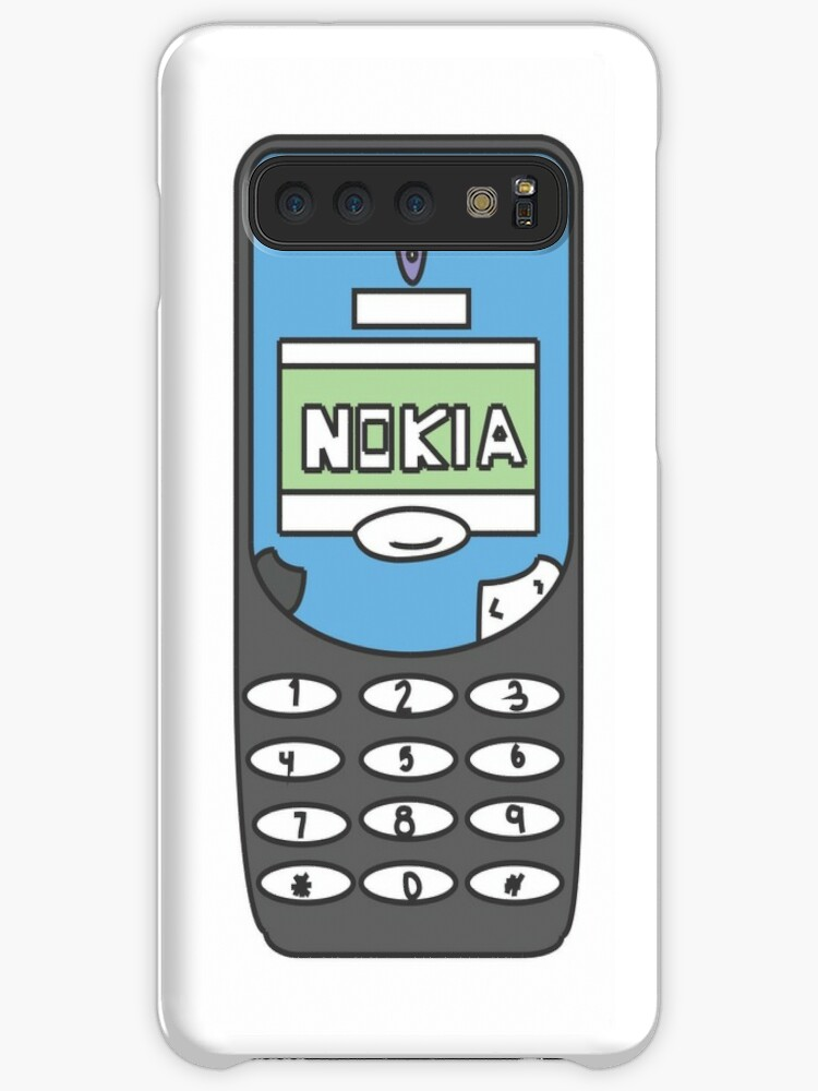 Nokia Flip Phone >> Flip Phone Nokia Cases Skins For Samsung Galaxy By Xavier Murphy