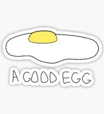 A Good Egg Sticker