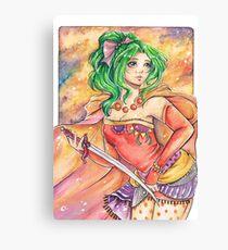 Final Fantasy: Terra Brandford Canvas Print