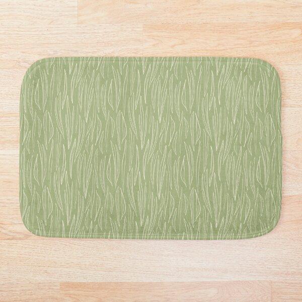 Grass is Greener Repeat Pattern Bath Mat