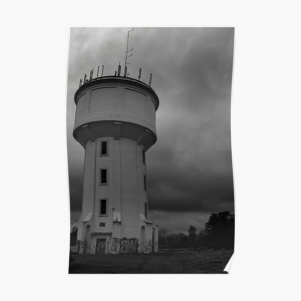 St Thomas Water Tower Poster