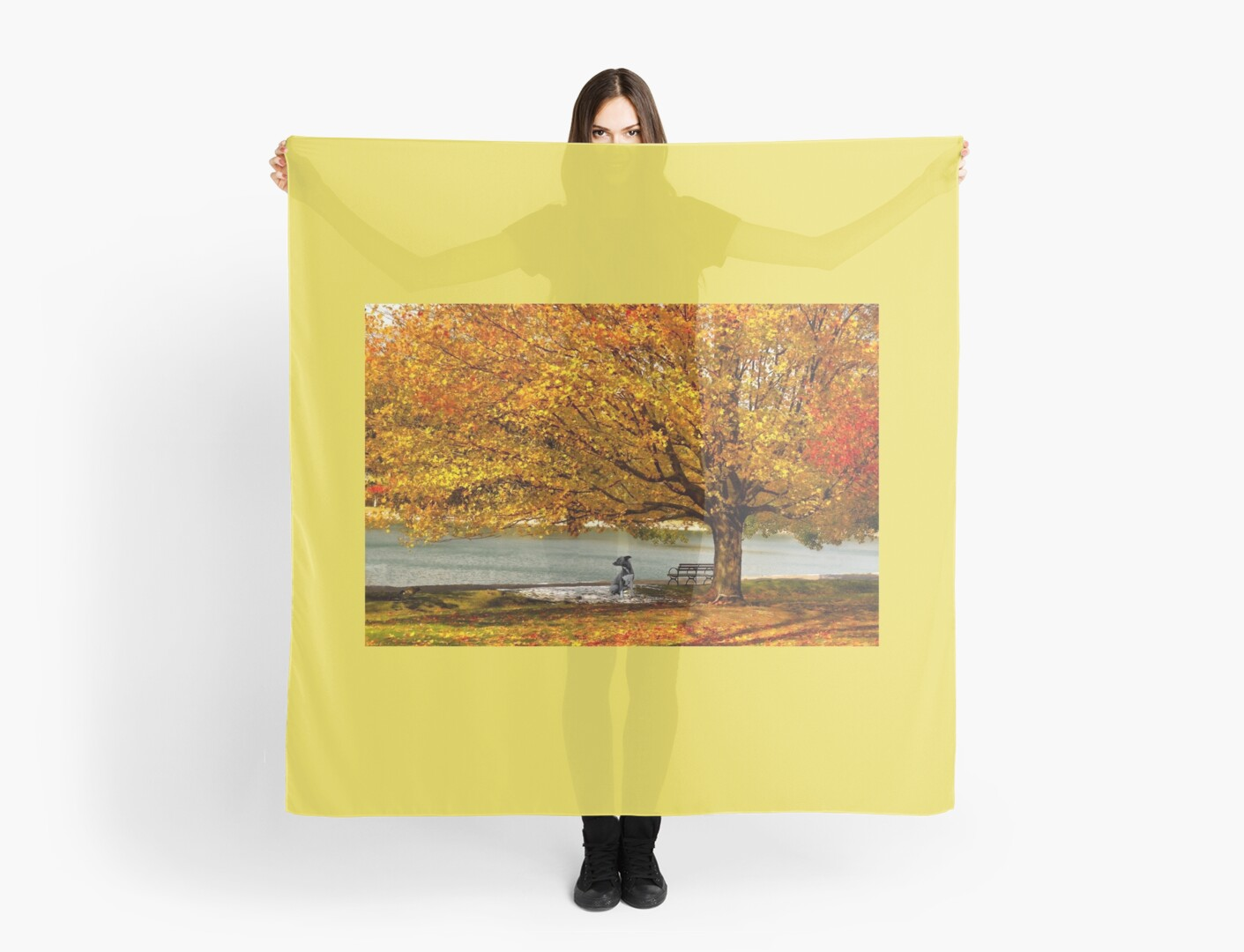 Golden maple warm me up  by LudaNayvelt