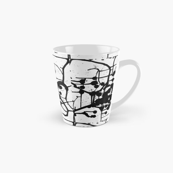 """""""Map of a Non-Existent Town""""  Tall Mug"""