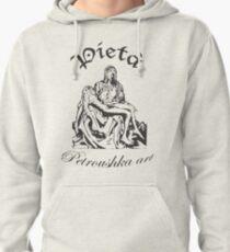 Pieta_black Pullover Hoodie