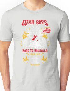 Road to Valhalla Tour Unisex T-Shirt