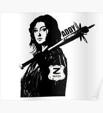 Z Nation: Addy  Poster