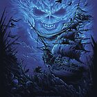 IRON MAIDEN GHOST OF THE NAVIGATOR by sukamto