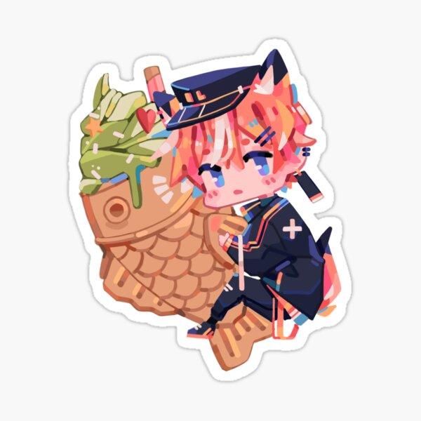 Taiyaki fundy Sticker