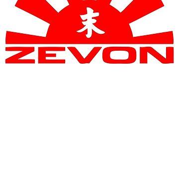 Zevon Rise by LanceBridg