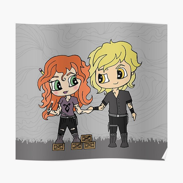 Shadowhunters Póster