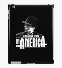 Robert De Niro - C'era una volta in America iPad Case/Skin
