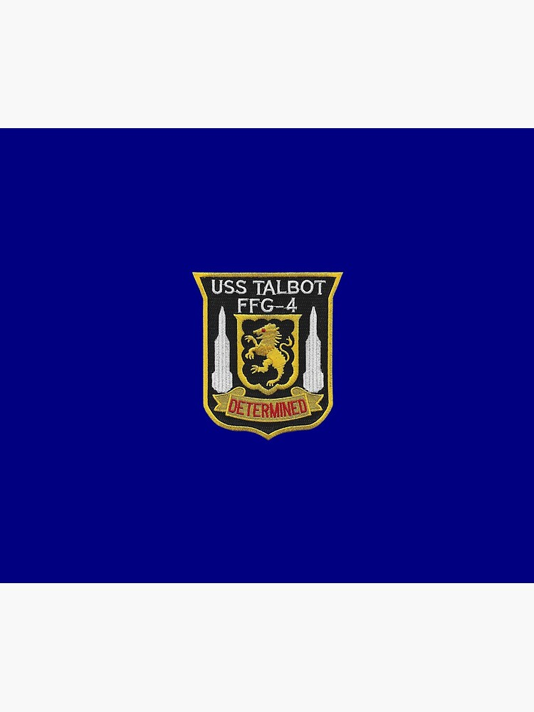 USS TALBOT (FFG-4) SHIP'S STORE by militarygifts