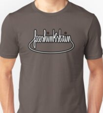 freshinkstain (b&w) Unisex T-Shirt