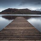 Lough Carragh by DesDaly