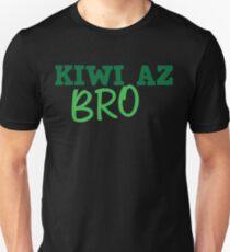 KIWI az BRO cute New Zealand design Unisex T-Shirt