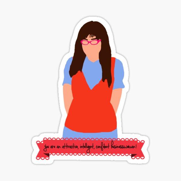 Ugly Betty Minimalist  Sticker