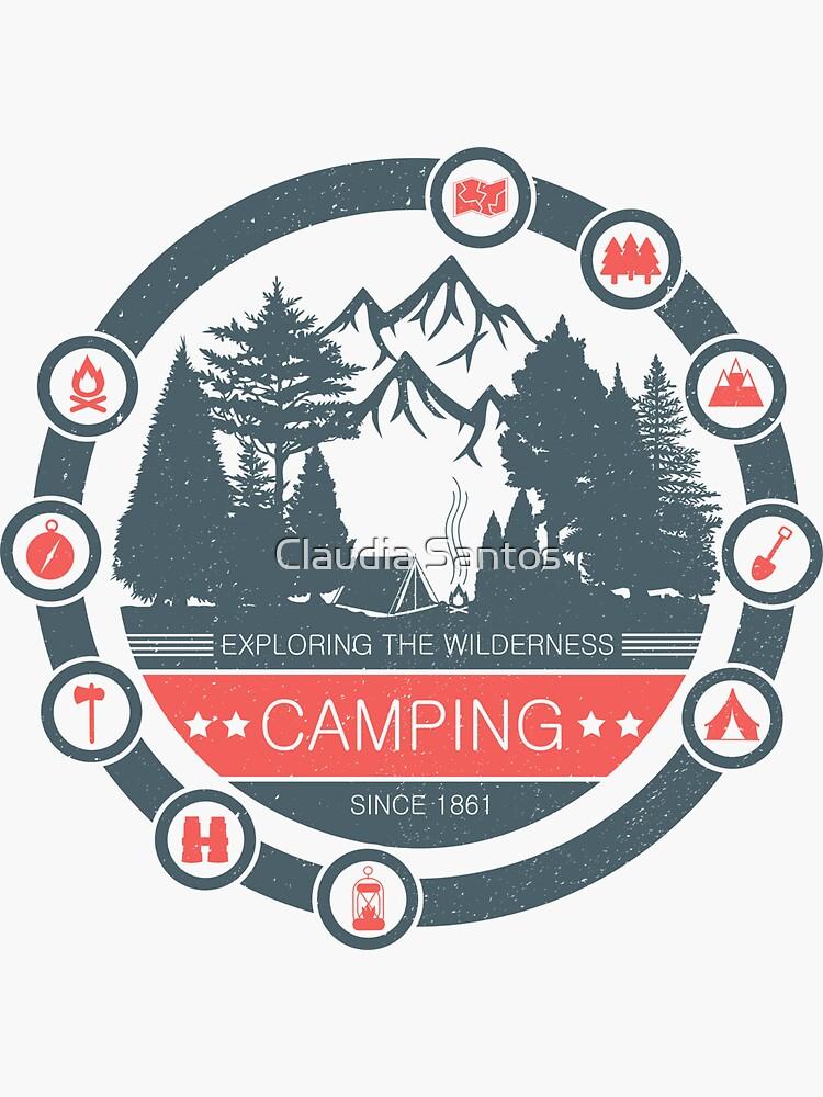 Camping by claudiasantos82