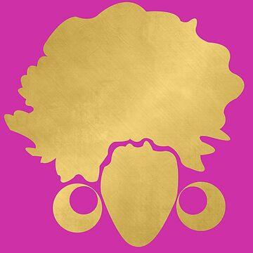 "Gold ""No Additives"" Logo by RenegadeBhavior"