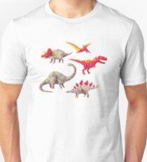 Geo-saurs Unisex T-Shirt