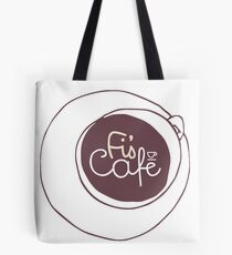 Fi's Cafe Tote Bag