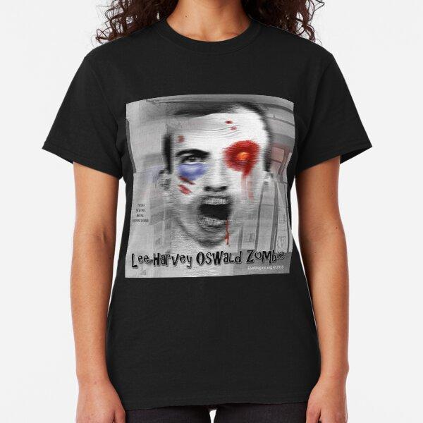 Lee Harvey Oswald Zombie Classic T-Shirt