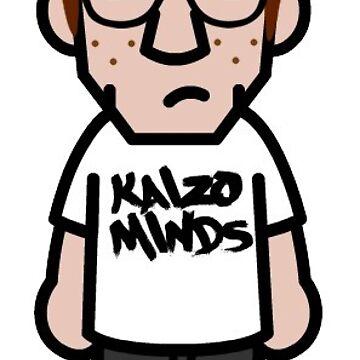 "Kaizo Minds - ""Skateboard L"" by LewisJFC"