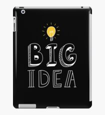 BIG IDEA iPad Case/Skin