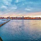 Margate at dawn by Geoff Carpenter