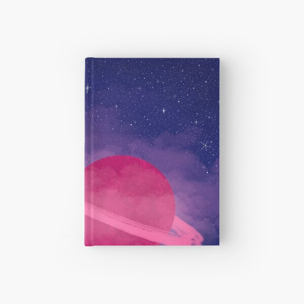 Dream in Space Hardcover Journal