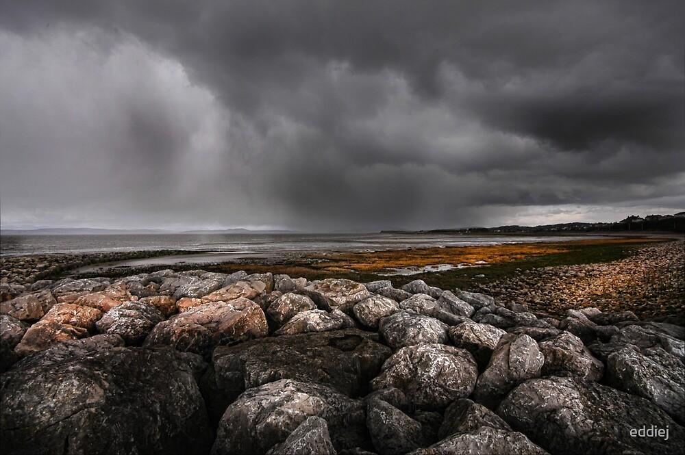 Morecambe Bay - Lancashire by eddiej