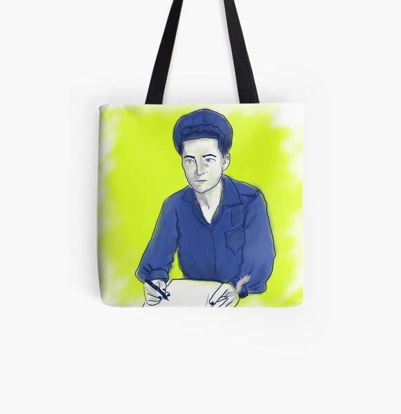 Simone de Beauvoir Tote Bag CHEAP- FREE SHIPPING from Japan Simone Says