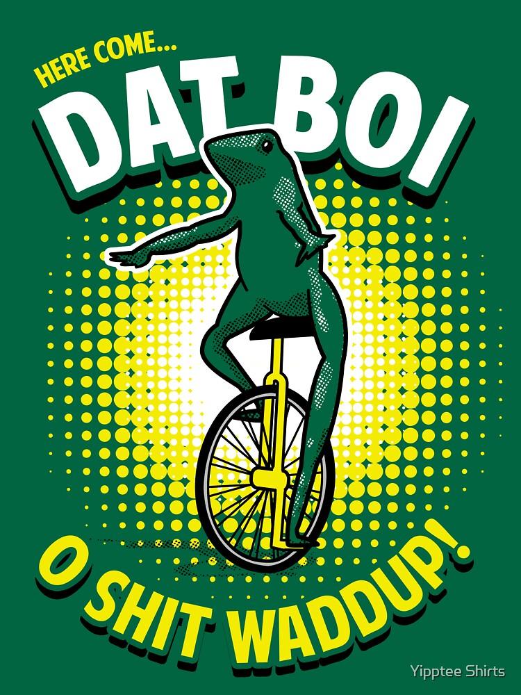 Here Come Dat Boi T-Shirt | Unisex T-Shirt