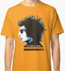 Camiseta clásica Nadie es libre