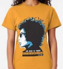 No one is free Classic T-Shirt