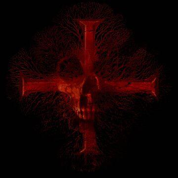Templar Blood Cross by serge-o-sketch