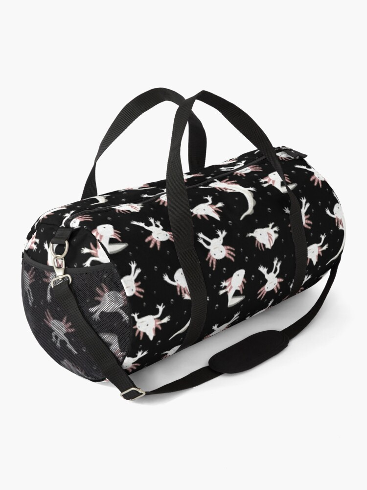 Alternate view of Axolotls Duffle Bag