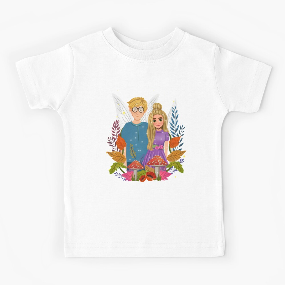 The Famous Tommy Tinker And Niece Susan™ Kids T-Shirt