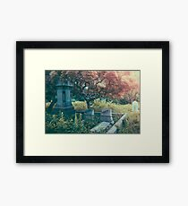 The Prevailing Forces of Nature Framed Print