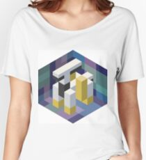 Arceus Voxel Women's Relaxed Fit T-Shirt