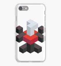 Voxel Darkrai iPhone Case/Skin