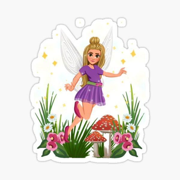 Susan At Magical Fairy Play™ Sticker
